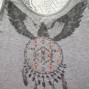 Charlotte Russe Dream Catcher Tank